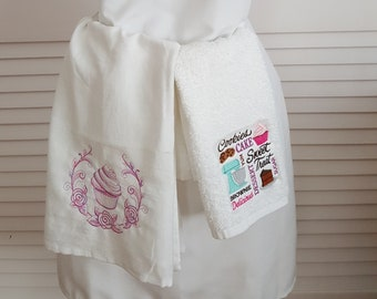 Sweet Treat Kitchen Towel
