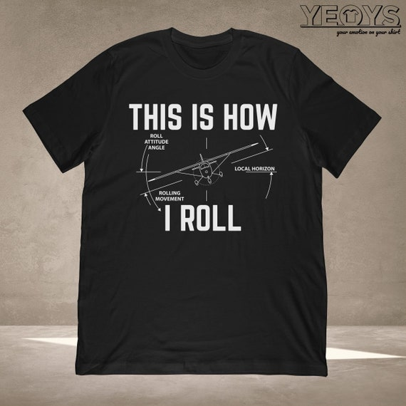 That/'s How I Roll New Funny Hoodie Present Gift