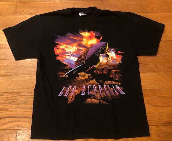 94 vintage Led Zeppelin t shirt