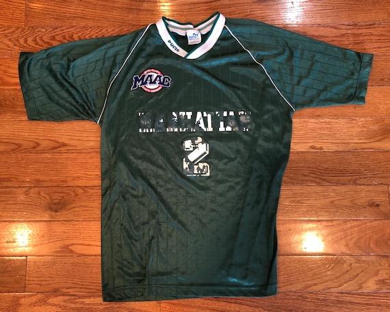 Vintage Manhattan Puma Soccer Jersey