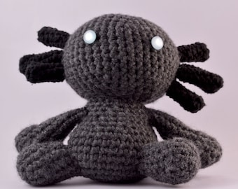 Black Axolotl