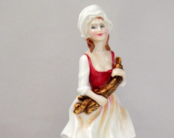 Royal DOULTON Figurine - Pretty Ladies  **LIZZIE** - HN 2749 - Excellent