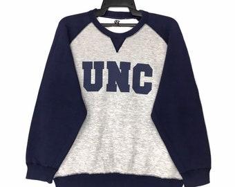 1742e869da07 Vintage 90 s UNC Sweatshirt
