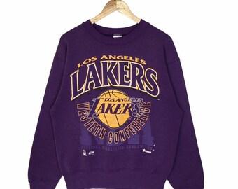 new concept 40fa8 f6b60 La lakers sweater   Etsy