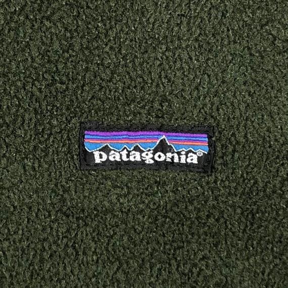 Vintage Patagonia Fleece Jacket Patagonia Half Zi… - image 5