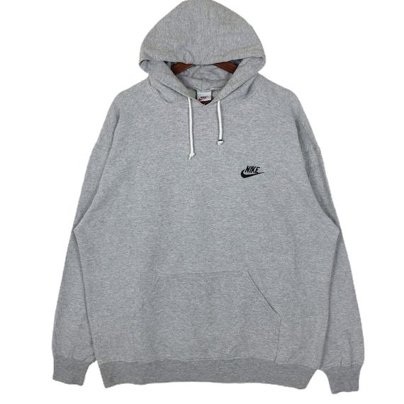 Vintage Nike Hoodie Nike Swoosh Embroidery Small L