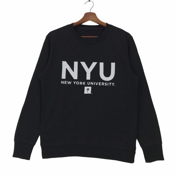 Vintage NYU New York University Crewneck Sweatshir