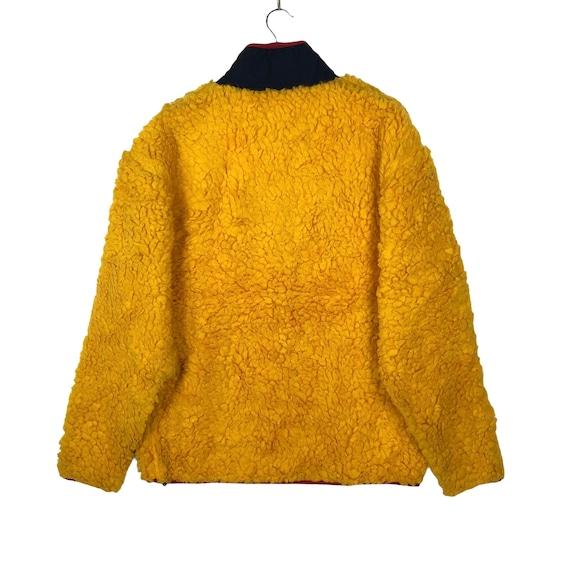 Vintage Famous Trails Fleece Jacket Deep Pile Fle… - image 2