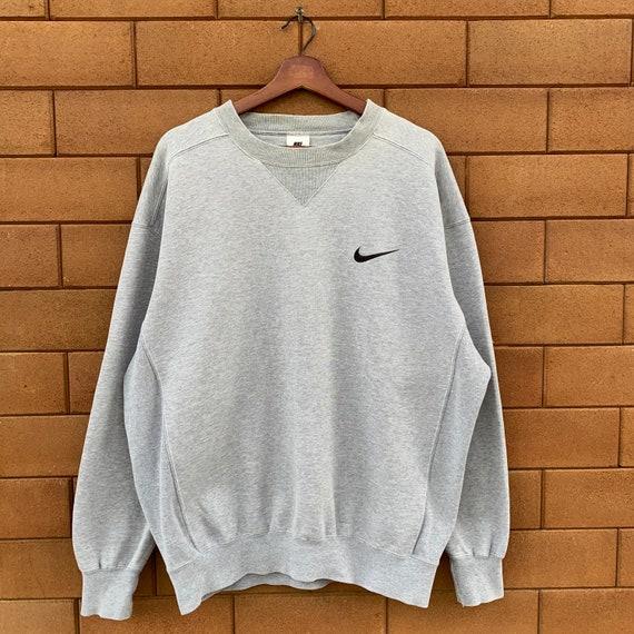 Vintage Nike Sweatshirt Crewneck Nike Vintage Swea
