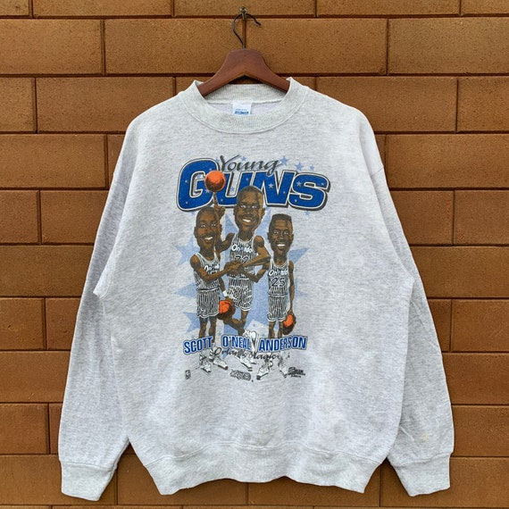 Vintage 90's NBA Orlando Magic Sweatshirt Crewneck
