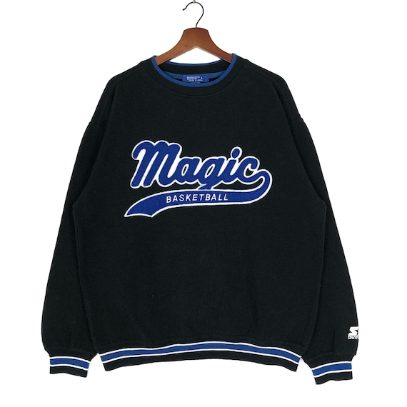 Vintage 90's Starter Orlando Magic Hoodie NBA Orla