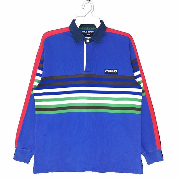 Vintage POLO SPORT Sweatshirt Ralph Lauren Polo Sp