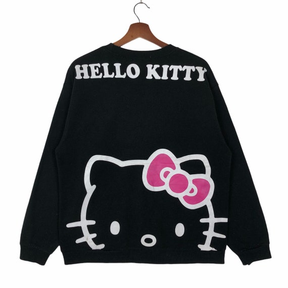 Vintage Hello Kitty Sweatshirt Japanese Anime Hell
