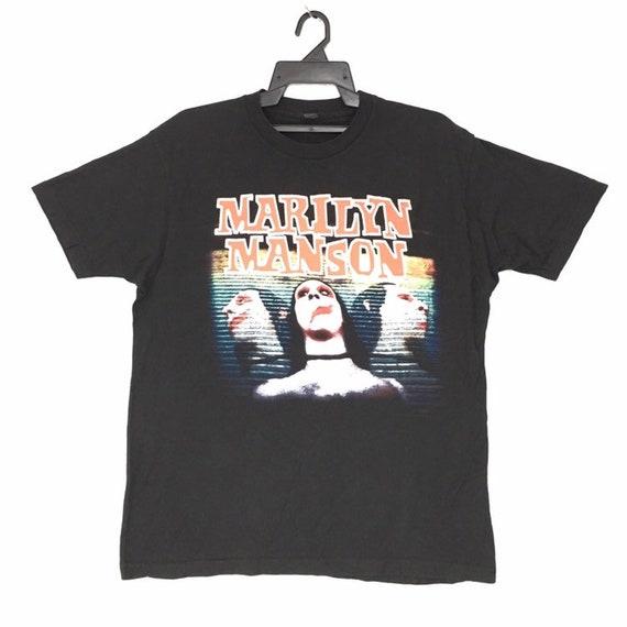 Sale • Vintage Marilyn Manson T-Shirt Sweat Dream