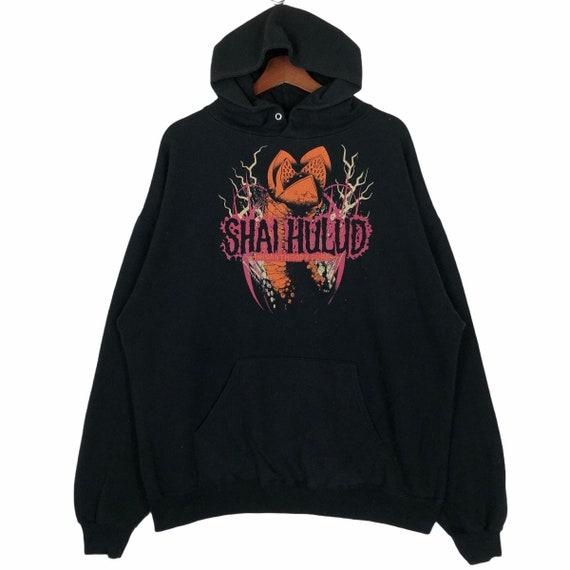 Vintage Shai Hulud Hoodie Sweatshirt American Meta