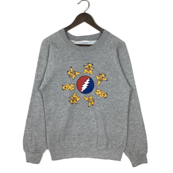 Vintage 90s Grateful Dead Sweatshirt Crewneck Grat