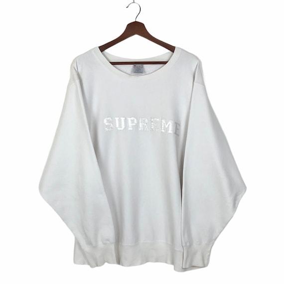 Vintage 90's Champion Reverse Weave Sweatshirt Cre