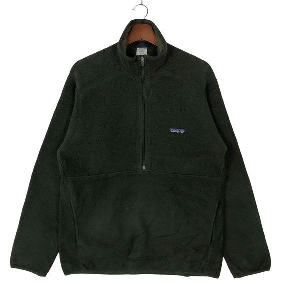 Vintage Patagonia Fleece Jacket Patagonia Half Zi… - image 1