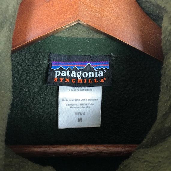 Vintage Patagonia Fleece Jacket Patagonia Half Zi… - image 6