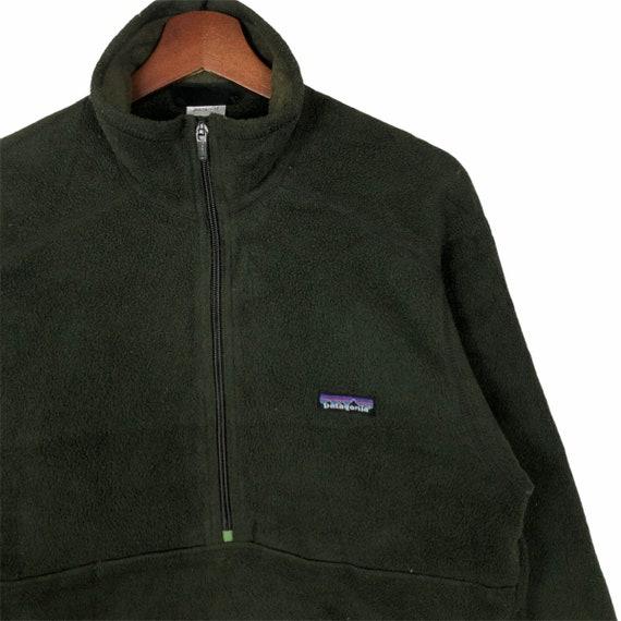 Vintage Patagonia Fleece Jacket Patagonia Half Zi… - image 3