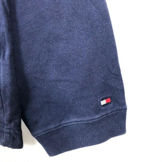 Vintage Tommy Hilfiger Crewneck Sweatshirt Tommy … - image 3