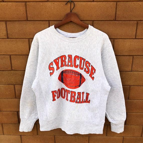 Vintage 90s Syracuse University Crewneck Sweatshir