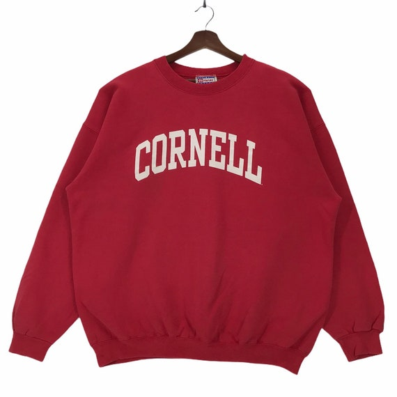 Vintage Cornell University Sweatshirt Crewneck Spe