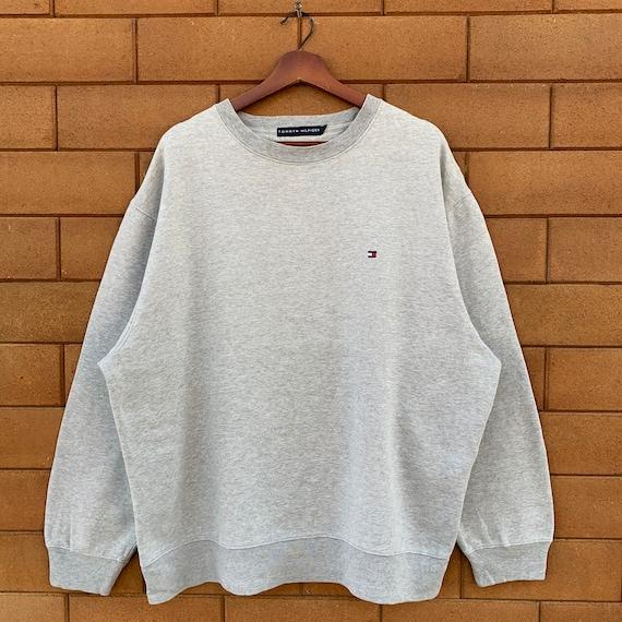 Vintage Tommy Hilfiger Crewneck Sweatshirt Tommy H