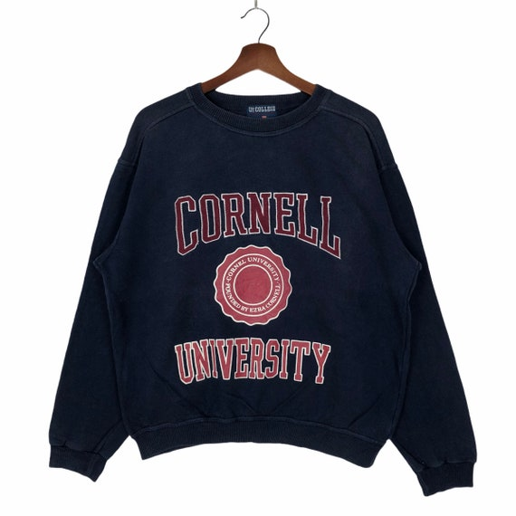 Vintage 90's Cornell University Sweatshirt Crewnec
