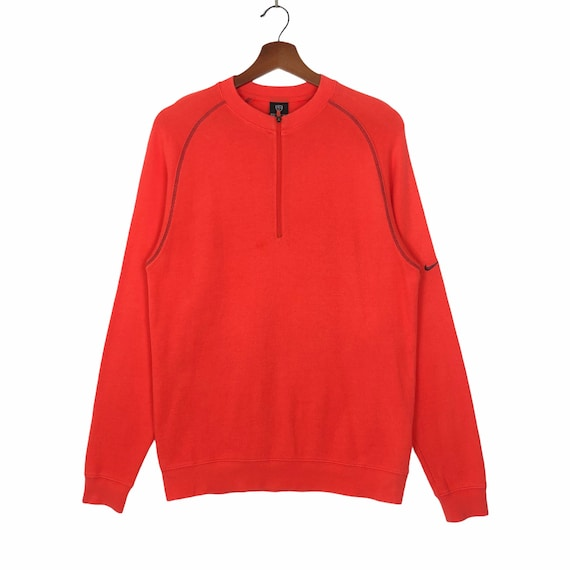 Vintage Nike Golf Sweatshirt Half Zip Golf Nike Vi