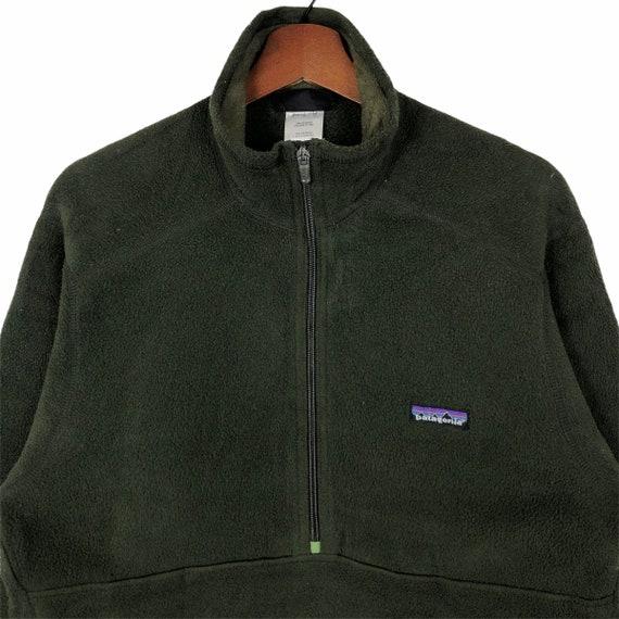 Vintage Patagonia Fleece Jacket Patagonia Half Zi… - image 2