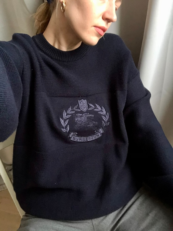 Vintage Burberry Sweater