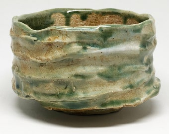Tea bowl spring Morning-春の朝-Chawan Haru no ASA