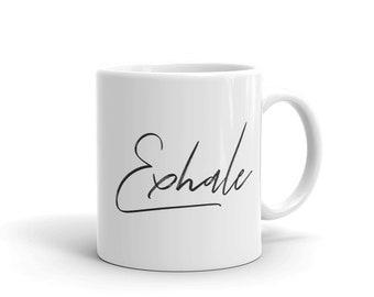 Exhale mug