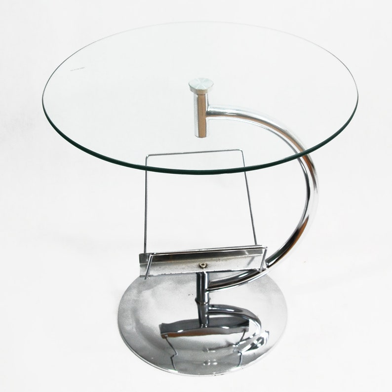 Coffee Table With Glass Top Kokoon Design Germany 80s Etsy
