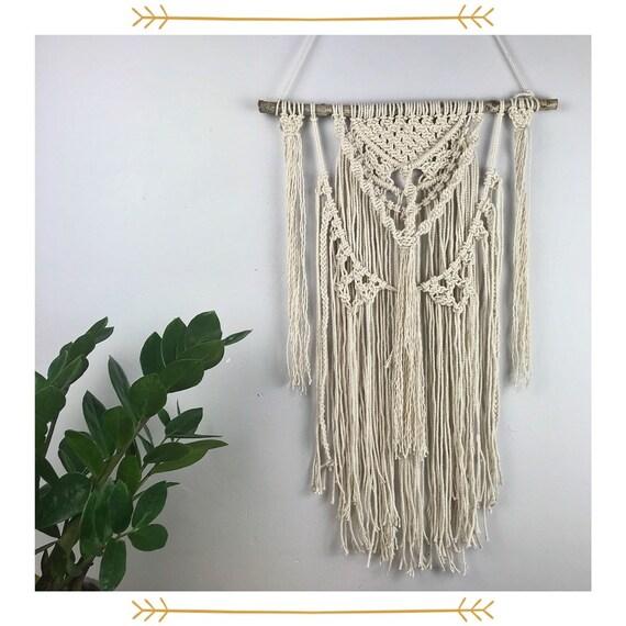 Macrame - Wall hanging - macrame - wall decor - boho Macrame love