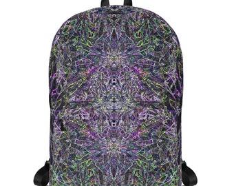 13b26ea1ecc5 God is a Dj Backpack by Vin Savage