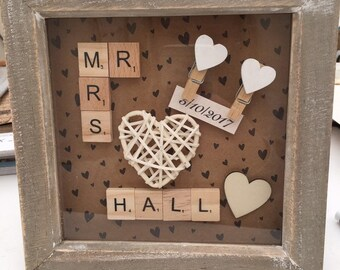 Wedding Memory Frame
