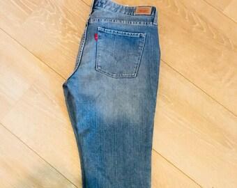 LEVIS jeans BOOT CUT 553