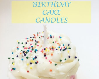 Custom Birthday Candles