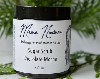 Sugar Scrub//Natural Beauty
