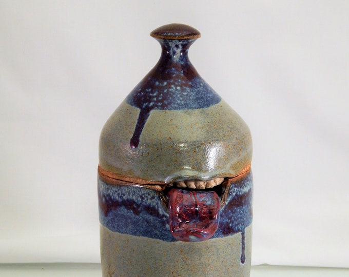 Featured listing image: Mouth and Tongue jar