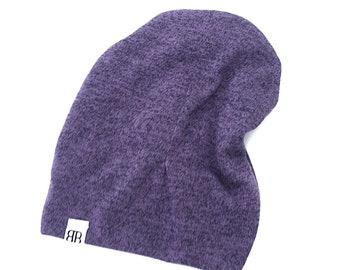 c58b1c9e5e48 Tuque, chapeau bébé fille, chapeau d hiver, bonnets pour bébés, des  chapeaux pour nouveau-né, violet chapeau, cadeau de Noël, automne chapeau,  ...