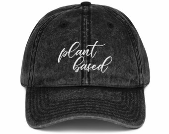 aff666de82d Plant Based Hat