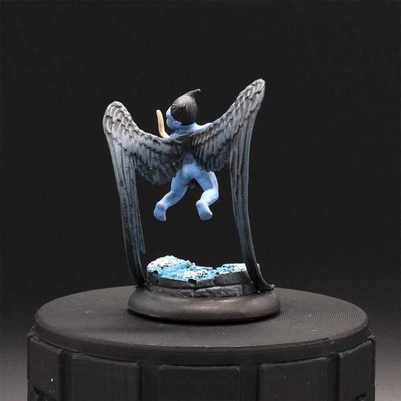 Demon Angel Cherub Painted Miniature Malifaux Neverborne Dungeons /& Dragons