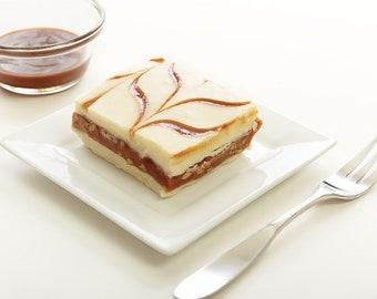 Chewy Praline Fudge 1/2 Pound
