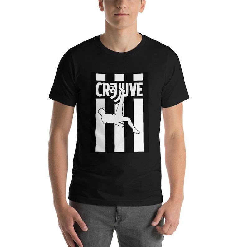 super popular d882d 70216 CR7JUVE Shirt, Cristiano Ronaldo Juventus t shirt, cr7 Juve jersey ,  Welcome #CR7JUVE Tshirt