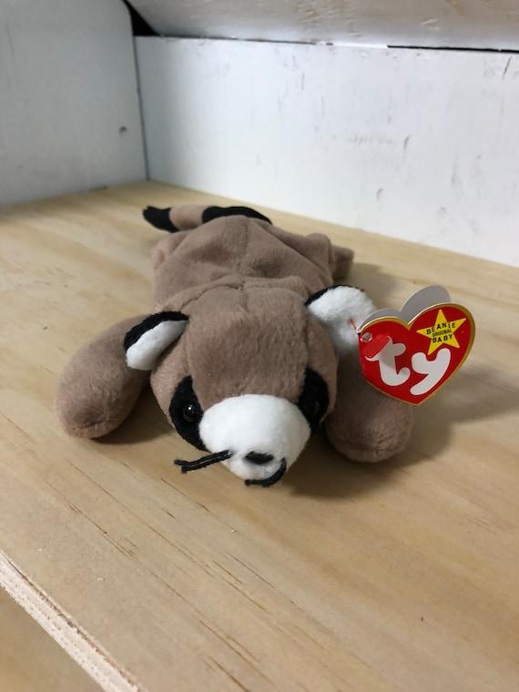 Ringo the Raccoon Ty Beanie Baby by Ty