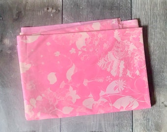 304ed40e1f5471 VTG 1960's Key West Hand Print Fabric -Mamm's Boutique By Zuzek -Lilly  Pulitzer