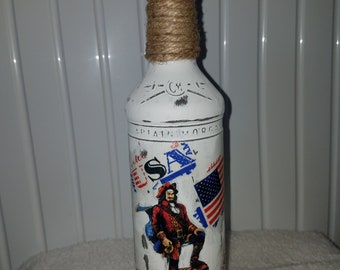 Bottle Decor Captain Morgan